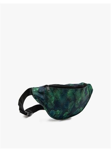 Koton Bel Çantası Yeşil